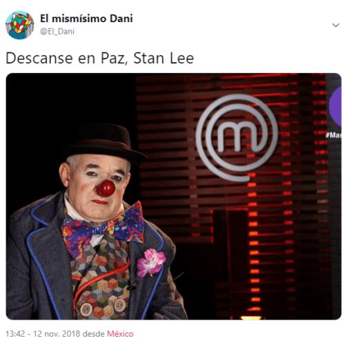 Memes de la muerte de Stan Lee