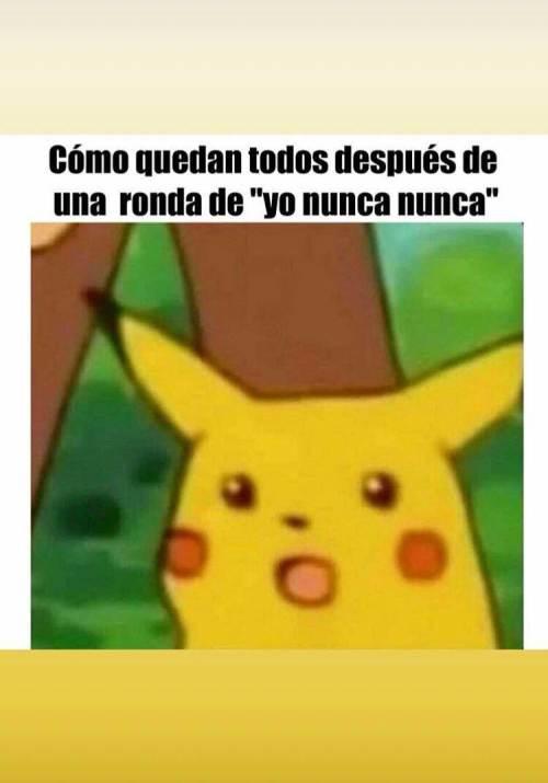 Memes de Pikachu