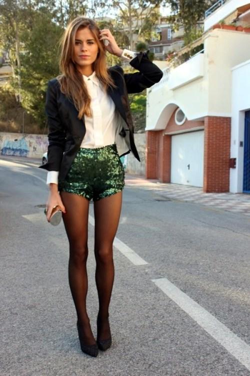 Outfits para el año nuevo