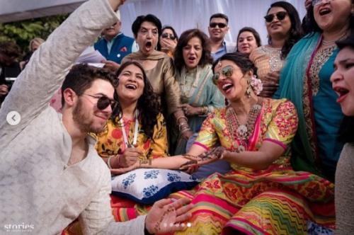 Así fue la boda de Nick Jonas