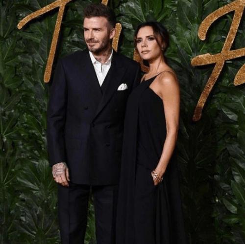 La hija de David Beckham y Victoria Beckham se hace primer tatuaje a los 7 años