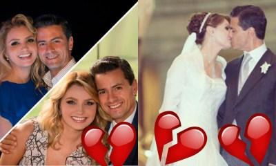 Enrique Peña Nieto Deja Anillo De Bodas, Enrique Peña Nieto, Angélica Rivera, Divorcio, Anillo Bodas, Se Separan