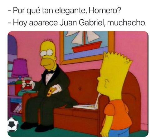 Memes por la resurrección de Juan Gabriel