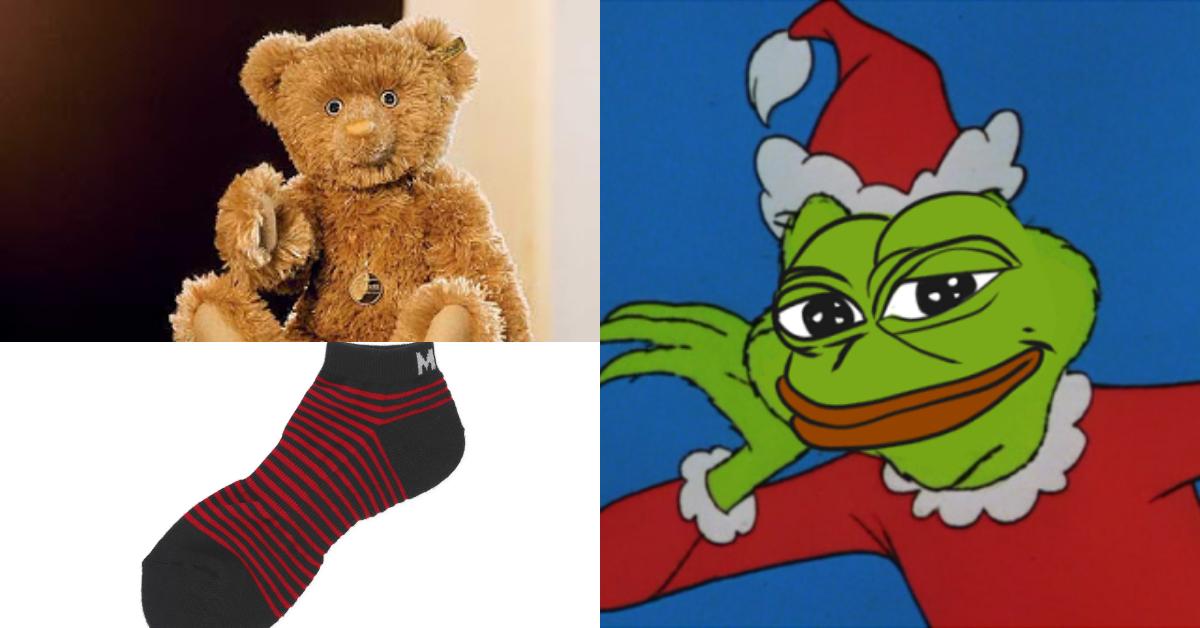 Peores cosas para regalar en un intercambio navideño