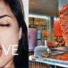 Sasha Grey está en México y comió tacos de pastor