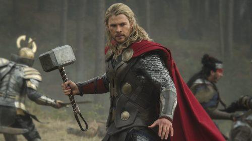 Hijos de Chris Hermsworth creen que su padre es thor