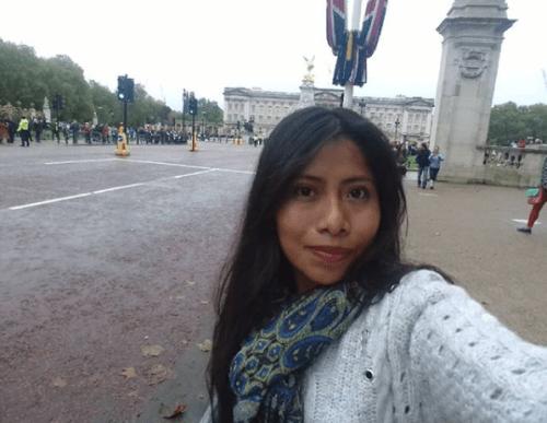 Yalitza Aparicio recibe reconocimiento por parte de la comunidad lgbt