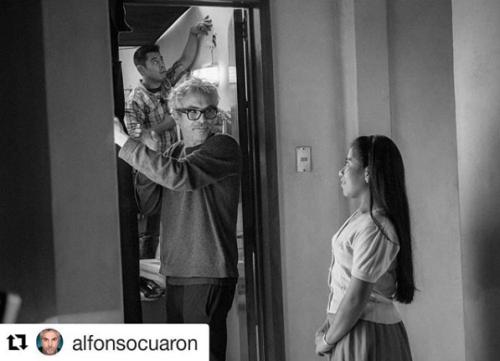 Así fue como Alfonso Cuarón descubrió a Yalitza Aparicio