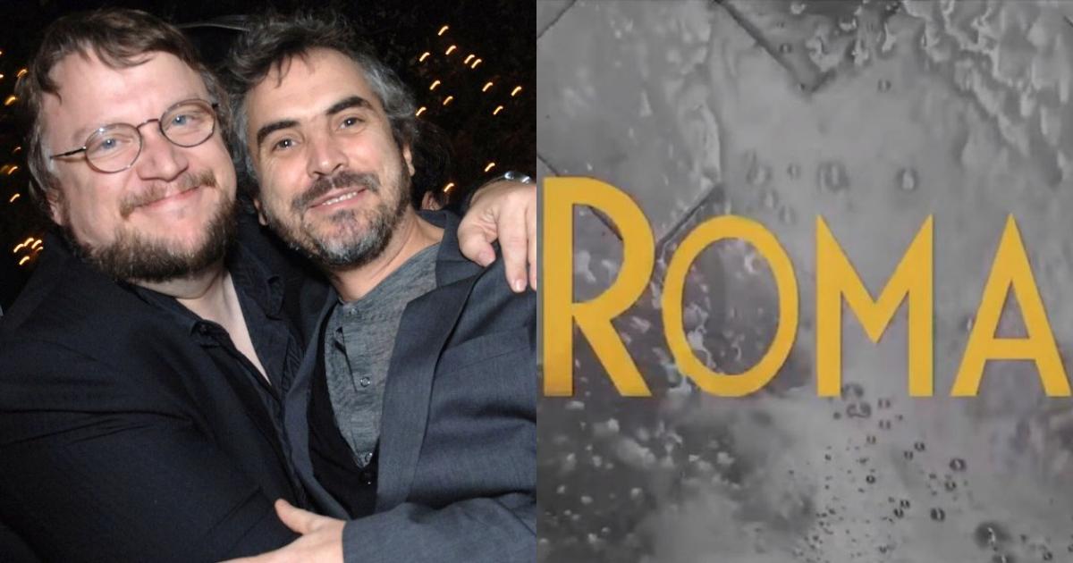 Guilermo Del Toro Analiza Roma Alfonso Cuarón, Guillermo Del Toro Roma, Roma, Alfonso Cuarón Y Guillermo Del Toro, Guillermo Del Toro Analiza, Alfonso Cuarón