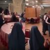 Monjas se rinden ante Queen en plena cena en honor a Dios