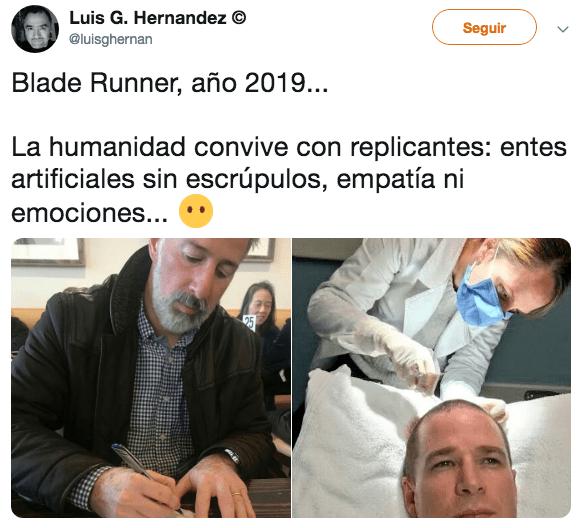 Memes para celebrar el 2019 como en Blade Runner