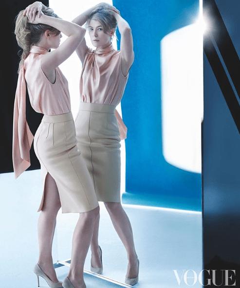 Yalitza Aparicio triunfando en revistas de moda británicas