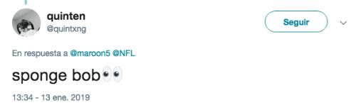 Confirman a Maroon 5 en show de medio tiempo de Super Bowl