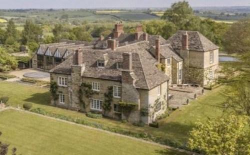 Esta es la casa a en que aislaron a Meghan Markle y Harry