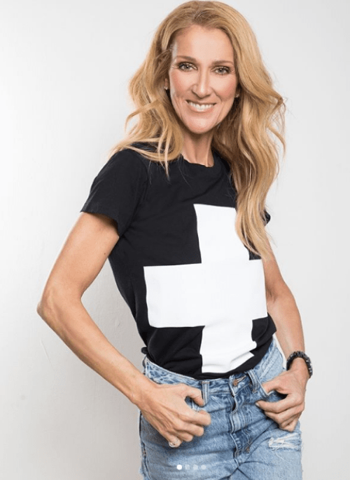 Celine Dion responde a quienes la critican por su delgadez