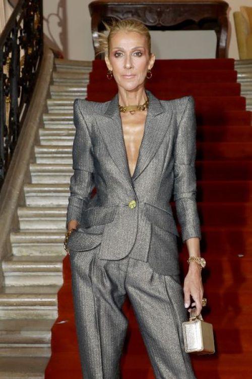 Celine Dion responde a quienes la criticaron por su delgaddez