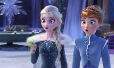 ¿Elsa se casará con otra mujer en Frozen 2?