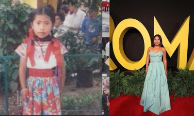 Las fotos de Yalitza Aparicio antes y después de ROMA