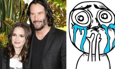 Keanu Reeves Confirma Matrimonio Winona Ryder, Winona Ryder Keanu Reeves Casados, Keanu Reeves, Winona Ryder, Esposos, Dracula