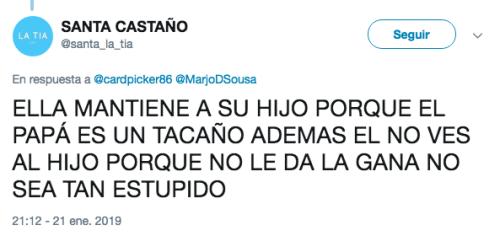 Marjorie de Sousa genera polemica al opinar de migrantes venezolanos