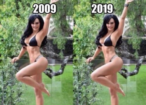 Mejores memes 10 year challenge
