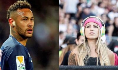 Neymar Hace Público Romance Leticia Bufoni, Neymar Nueva Novia, Leticia Bufoni, Neymar Novia, Novia, Neymar