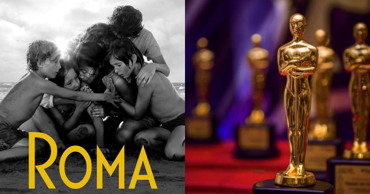 Roma Puede Ganar Mejor Película Oscar, Premios Oscar, Oscar, Oscar 2019 Roma, Roma, Netflix