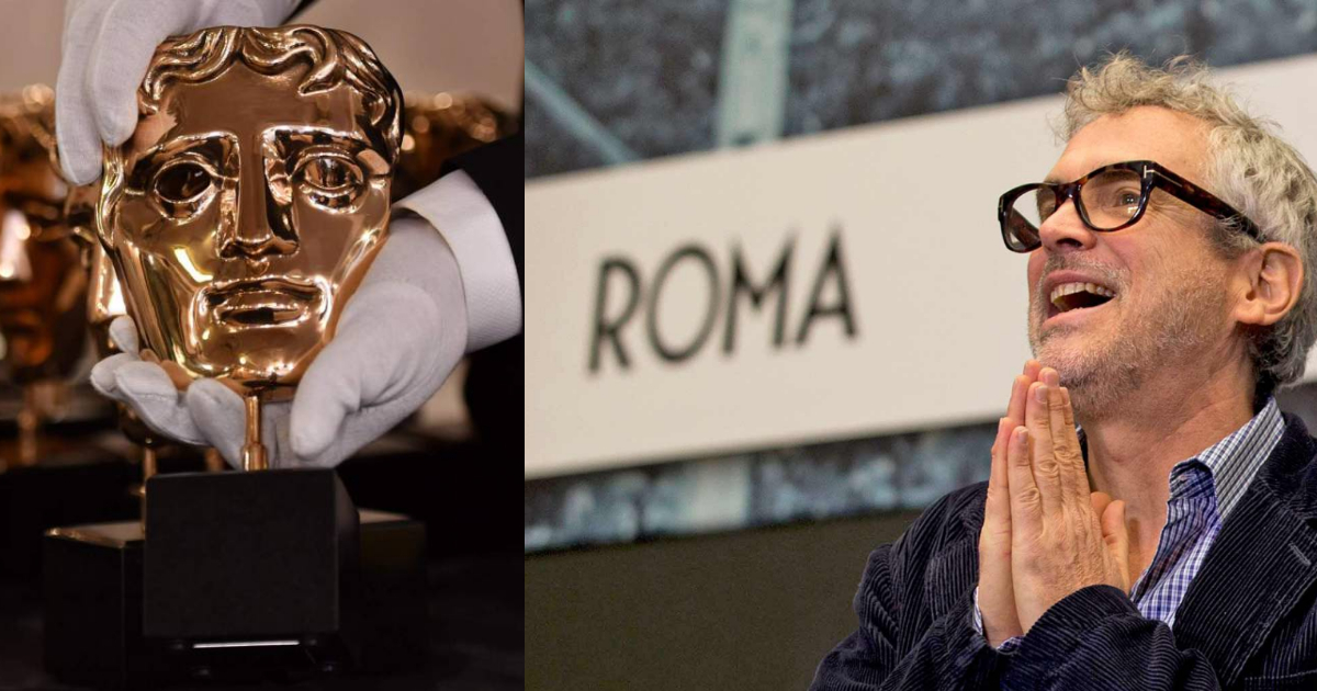 Roma Recibe 7 Nominaciones En Premios Bafta, Roma Nominaciones BAFTA, Roma, BAFTA, Nominados, Alfonso Cuaron