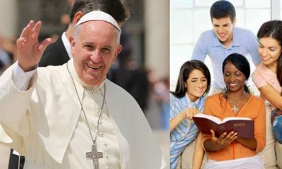 Vaticano lanza app para unir a los jóvenes que rezan