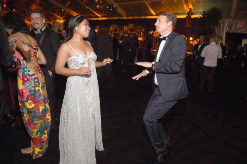 Yalitza Aparicio baila y baila en fiesta después de los Globos de Oro