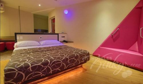 Hoteles en cdmx para 14 de febrero
