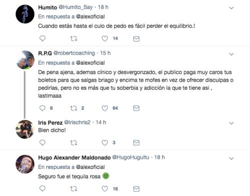 Alejandro Fernández se cae en concierto