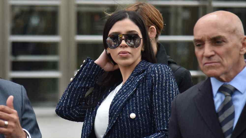 Emma Coronel declara su amor al Chapo durante juicio