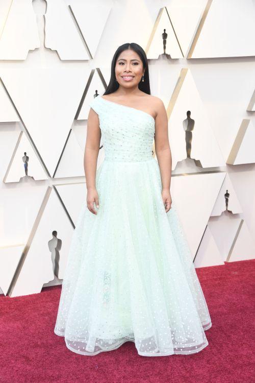 Yalitza Aparicio gana el premio a Mejor Actriz en los Oscar