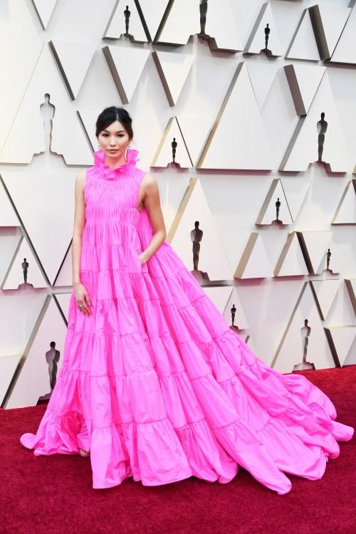 Alfombra roja premio Oscar 2019