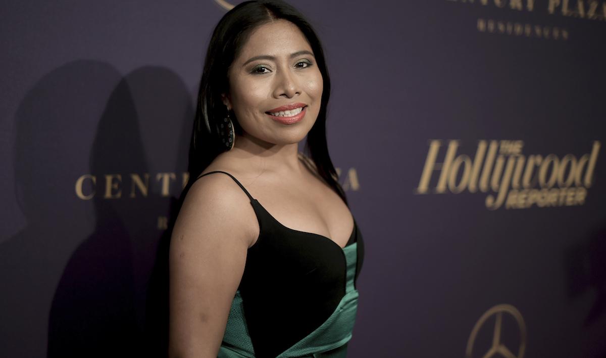 Foto Yalitza Aparicio 19 Febrero 2019
