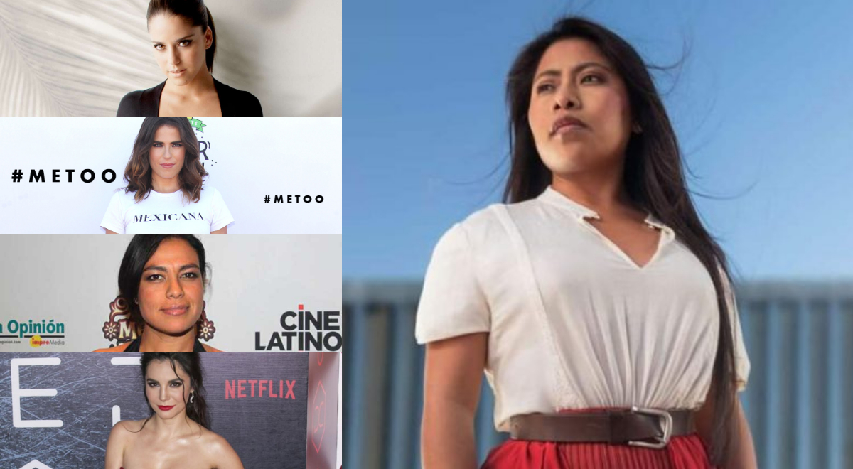 Actrices mexicanas que no querían Yalitza Aparicio en Ariel