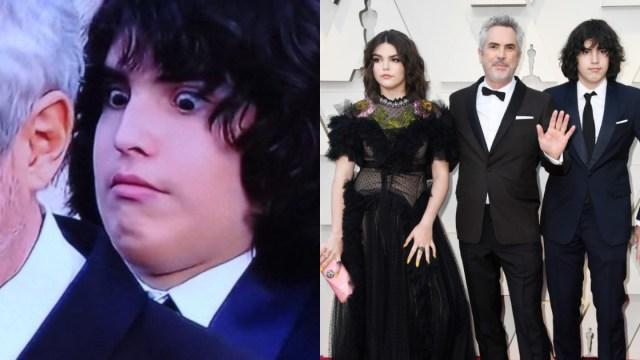 Caras Que Hizo Hijo De Alfonso Cuarón, Alfonso Cuarón, Alfonso Cuarón Hijo, Olmo Cuarón, Alfonso Cuarón, Autismo