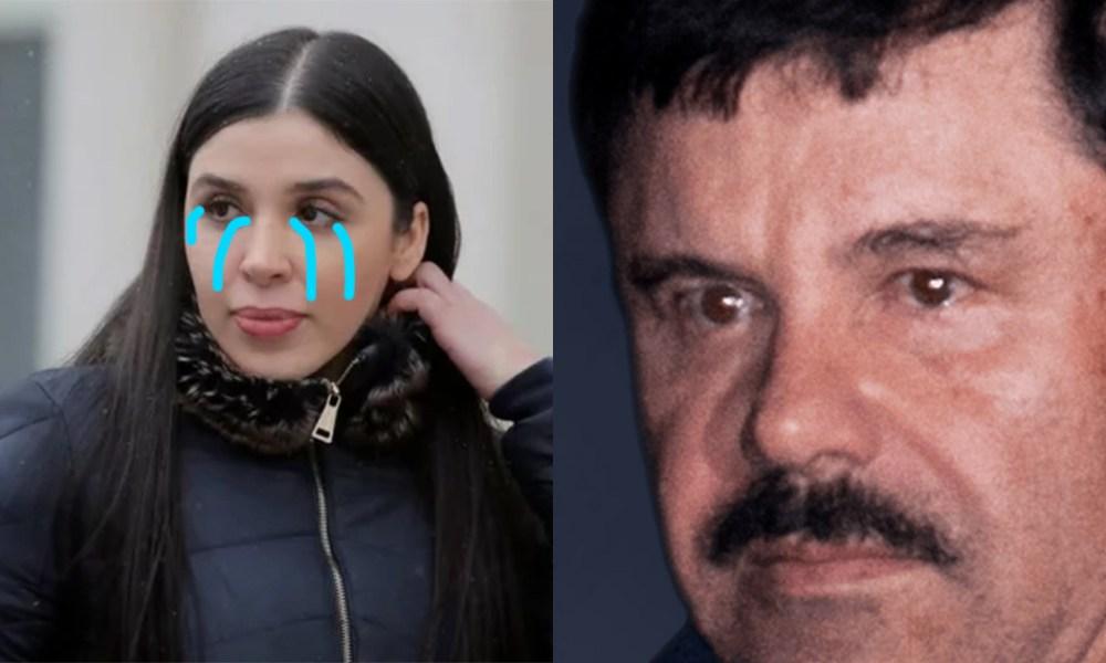 Emma Coronel Rompe Llanto Conocer Sentencia Esposo, Emma Coronel Aispuro, Emma Coronel, Joaquín Chapo Guzmán, El Chapo Sentenciado, Sentencia Chapo Guzmán