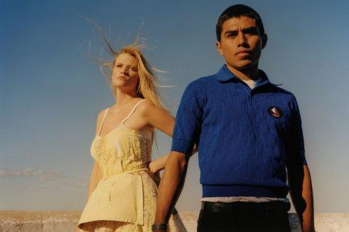 Jorge Antonio Guerrero en páginas de Vogue