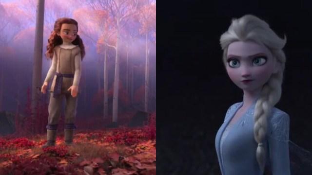 Teaser Trailer Frozen 2, Frozen 2 Trailer, Trailer Frozen 2, Adelanto, Frozen 2, Elsa Tiene Novia