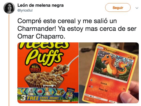 Memes de Omar Chaparro en la película de Pokémon