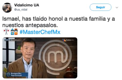 Memes de la final de Master Chef México
