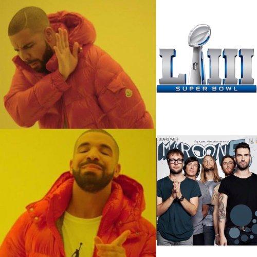 Memes del show de medio tiempo del super bowl 2019