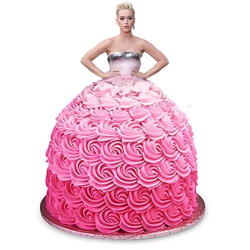 Memes del vestido de Katy Perry en los Grammy