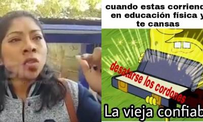 Video Senora Molesta Porque Pusieron Hijo A Correr, Mujer Molesta Porque Su Hijo Corría, Educación Física, Escuela, Chiapas, Video