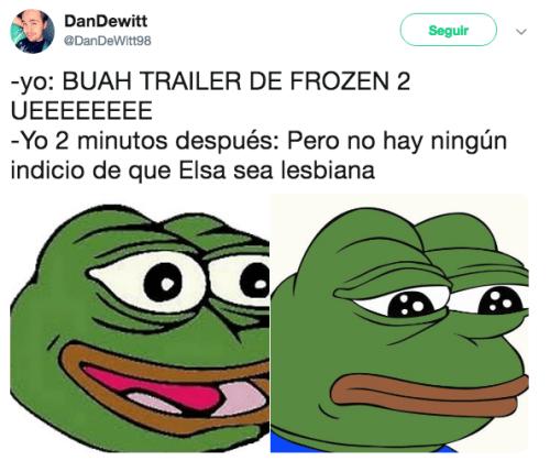 Piden que Elsa tenga novia en Frozen 2