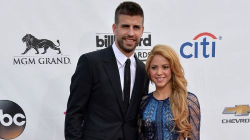 Shakira Y Gerard Pique festejan cumpleaños juntos