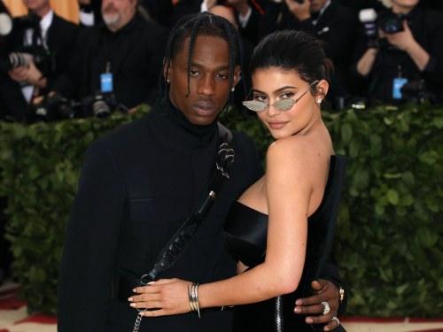 El regalo de Travis Scott a Kylie Jenner