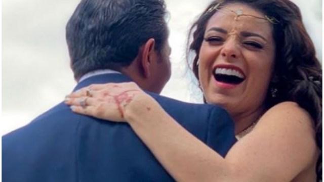 Antonella se casó y las fotos de su boda